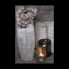 Zijden hortensia tak Nude 61 cm