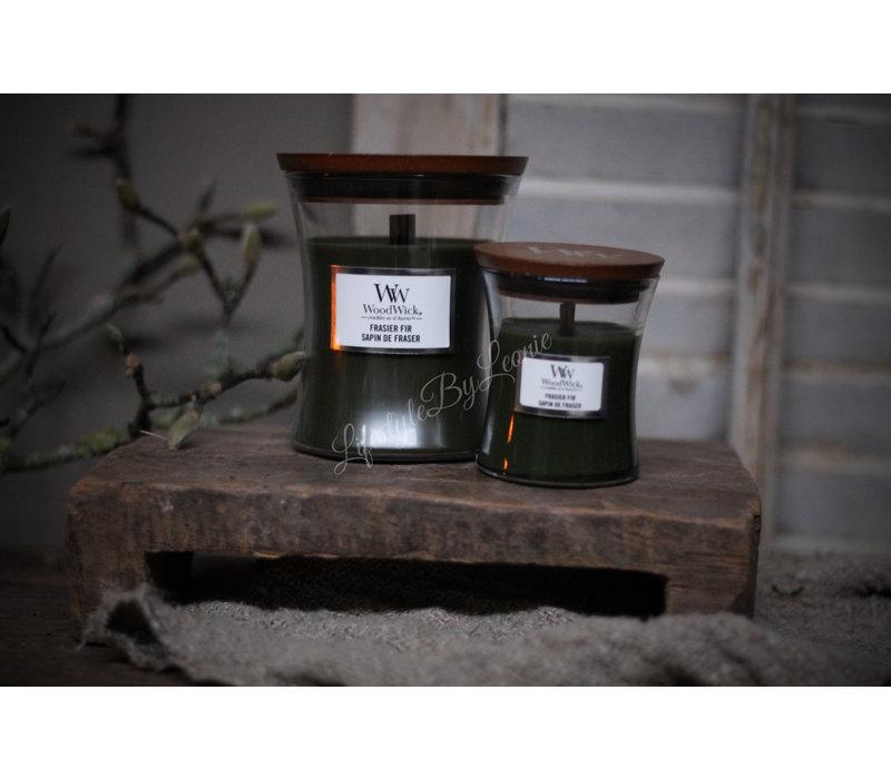 WoodWick Frasier fir mini