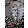 Klos / ornament greywash  10 cm