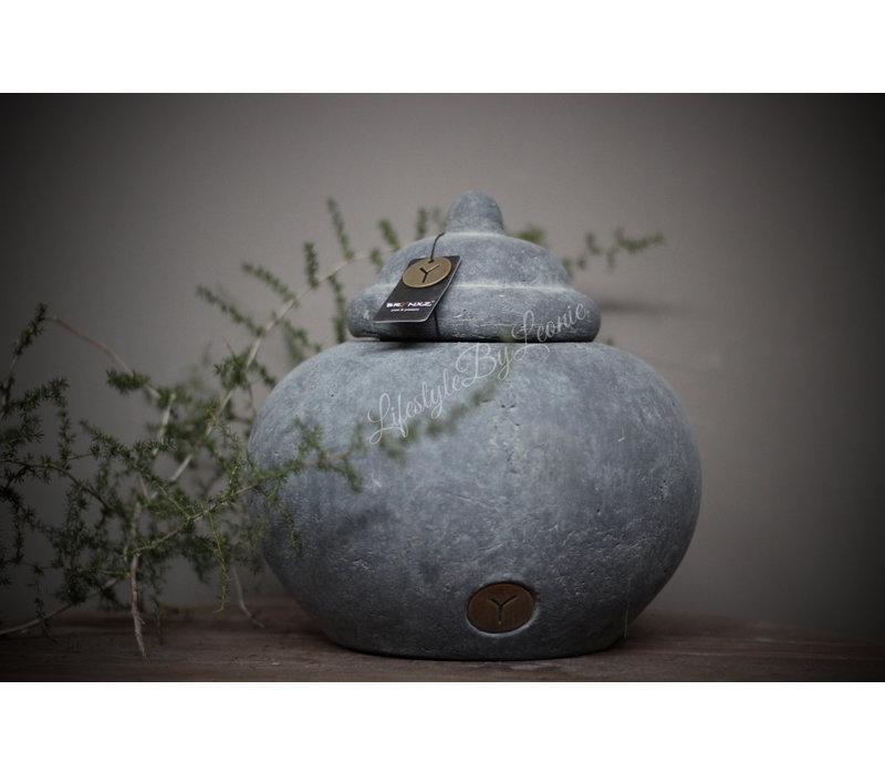 Brynxz Majestic kruik met deksel 22 cm
