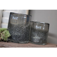 DUTZ cilinder bubbels Old grey 13 cm