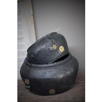 Brynxz zwarte ronde pot 23 cm