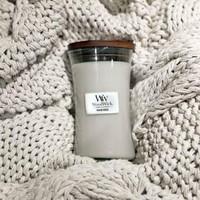 WoodWick Warm wool mini