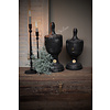 Brynxz Brynxz ornament / urn Industrial black 38 cm