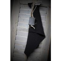 Sober keukendoekje zwart wafel 45 cm