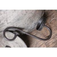 Hangkandelaar waxinelicht / stompkaars 20 cm