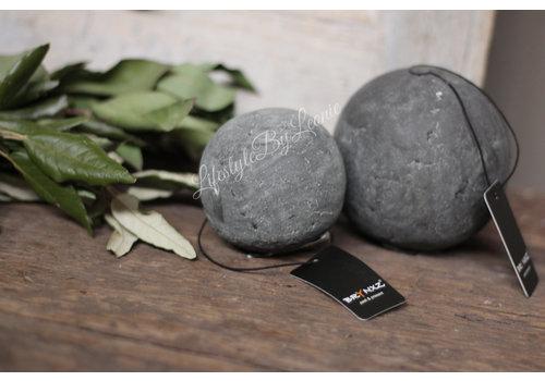 Brynxz Brynxz Majestic stenen decobal 7 cm