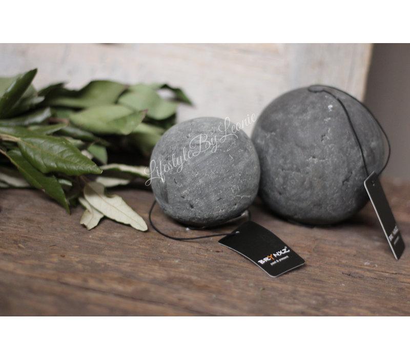 Brynxz Majestic stenen decobal 7 cm