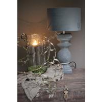 Brynxz stenen baluster lampvoet Vintage 30 cm