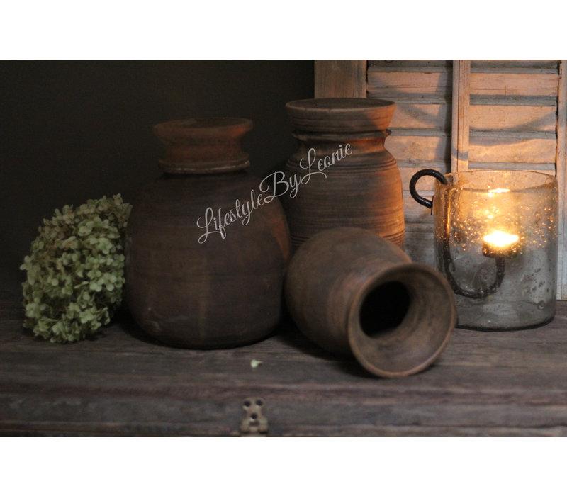 Authentieke Nepalese waterkruik - maat M