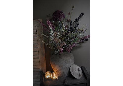 Namaak allium dark purple 68cm