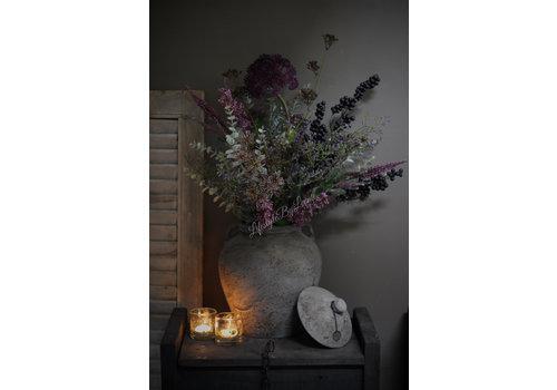 Zijden tak Veronica Purple 73cm