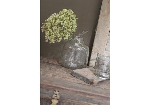 Vaas met steenslag Conic 16 cm