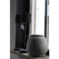 Stenen kruik Classy old grey 27 cm
