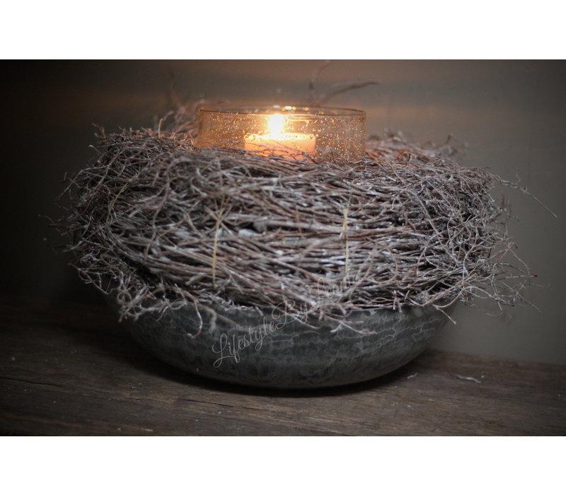 Krans Fern Root 40 cm