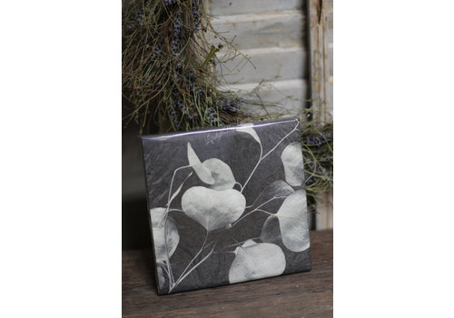 Mijn Stijl Mijn Stijl pakje servetten Eucalyptus blad