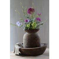 Zijden veldboeket wild flowers