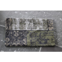 Kussenhoes Kelim Sand/green 60cm