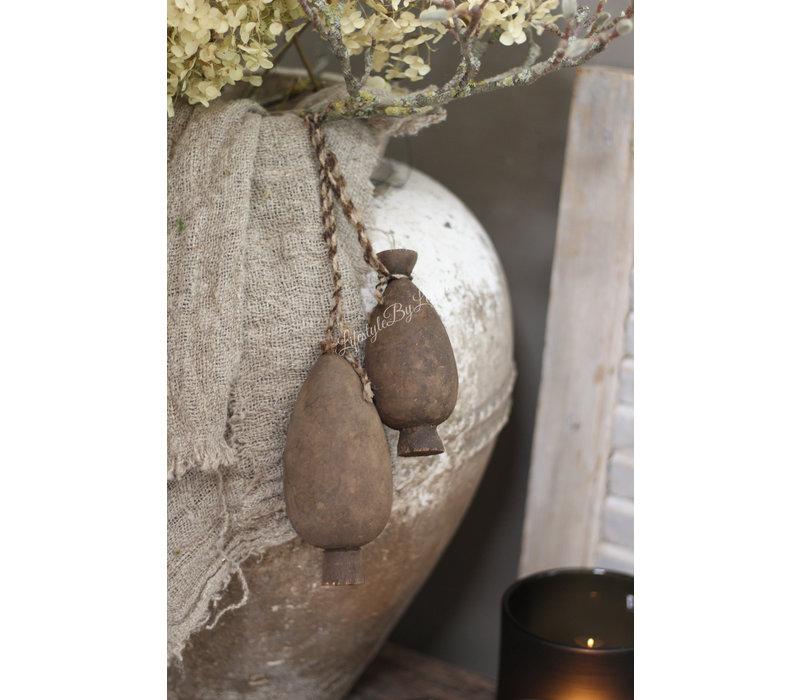 Ornamentje aan touw