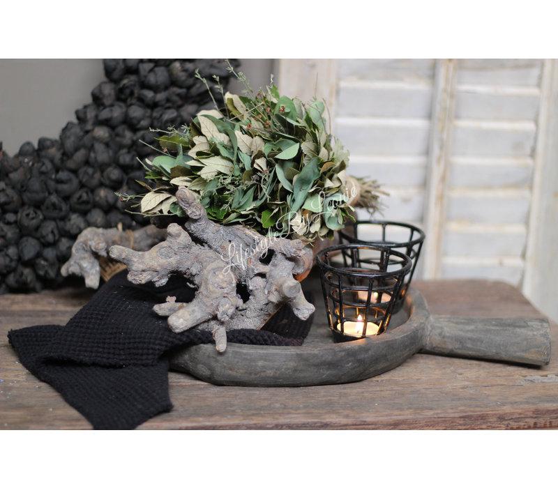 Tak Kuwa Root grey wash 25 cm