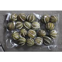 Zak gedroogde groene limoentjes 250gr