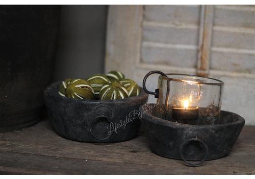 Zak gedroogde groene limoentjes 250 gram