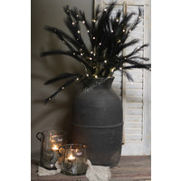 4 takken namaak gras zwart LED AANBIEDING