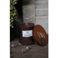 WoodWick Smoked walnut maple Medium
