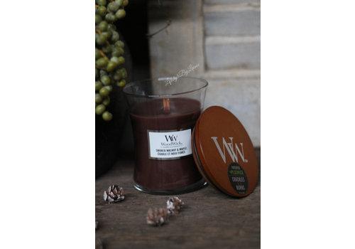 WoodWick WoodWick Smoked walnut maple Medium