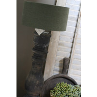 Aura Peeperkorn cilinder lampenkap Moss green 30 cm
