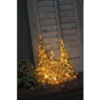 LED kerstboom brons 25 cm