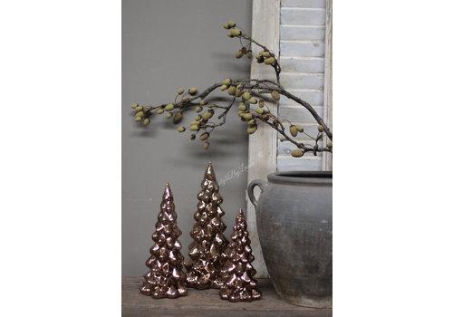 LED kerstboom brons 20 cm