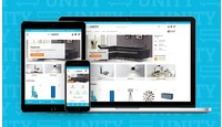 3 unique designs for desktop, tablet and mobile