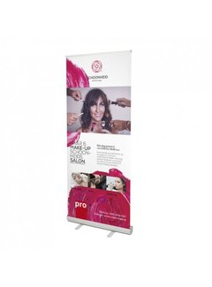 PaperFactory Budget roll-up banners 85X200cm