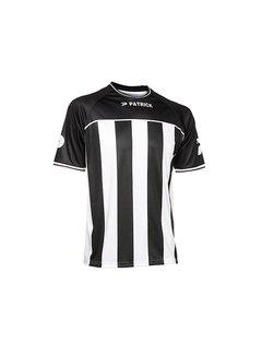Patrick Coruna shirt zwart/wit
