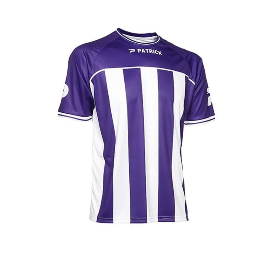 Coruna shirt paars/wit