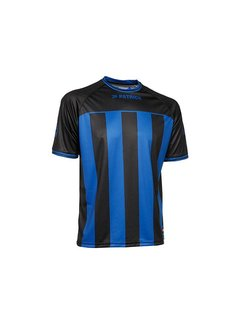 Patrick Coruna shirt blauw/zwart