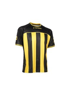 Patrick Coruna shirt geel/zwart