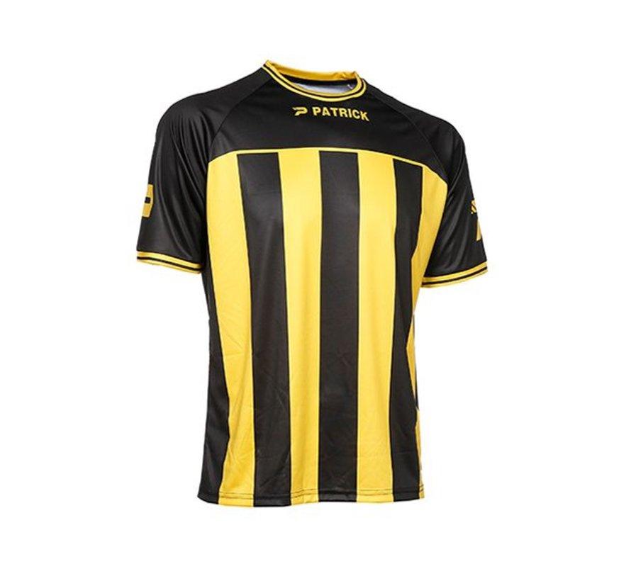 Coruna shirt geel/zwart
