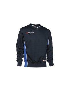 Patrick Girona135 sweater Navy/Royal blue