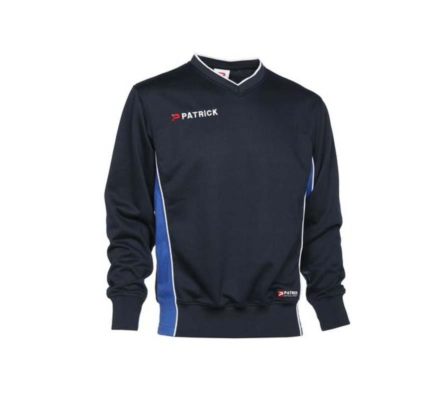 Girona135 sweater Navy/Royal blue