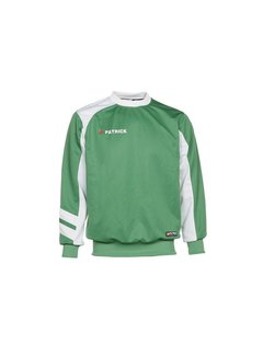 Patrick Victory110 sweater Groen/wit