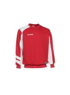 Patrick Victory110 sweater Rood/wit