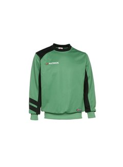 Patrick Victory110 sweater Groen/zwart