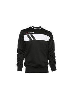 Patrick IMPACT125  sweater zwart/wit