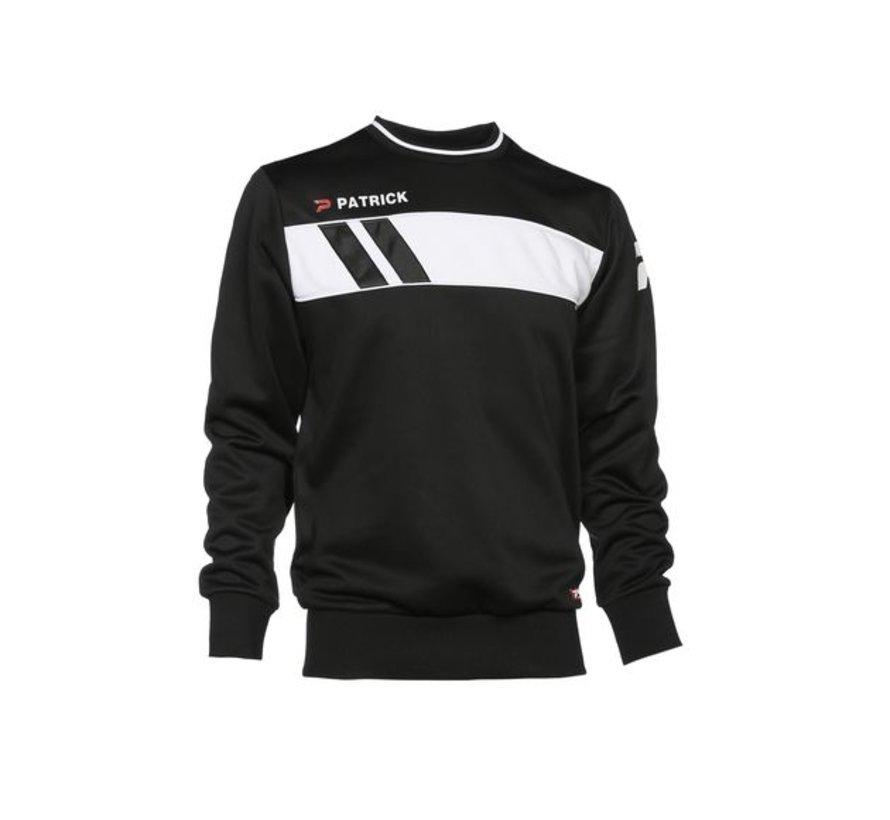 IMPACT125  sweater zwart/wit