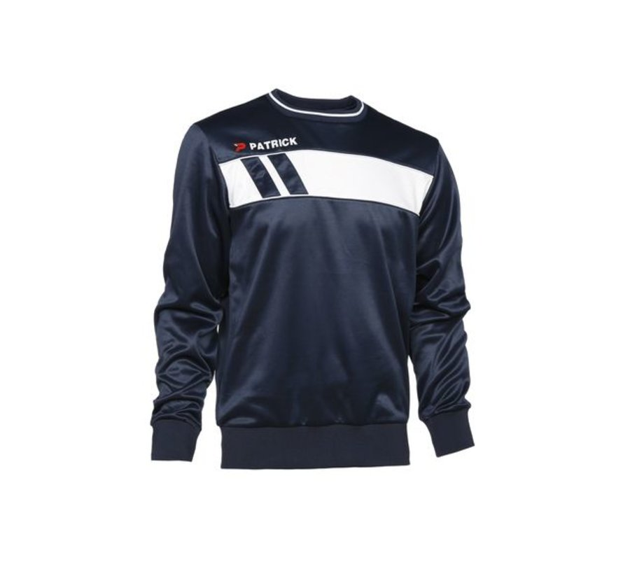 IMPACT125  sweater Navy/wit