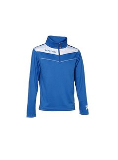 Patrick POWER130  sweater Royal blue/wit