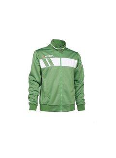 Patrick Impact101 trainingsjas groen/wit