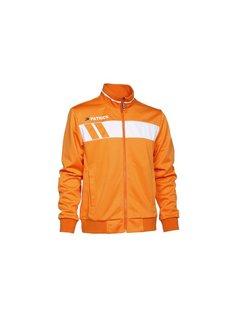 Patrick Impact101 trainingsjas Oranje/wit